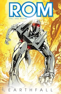 Rom, Vol. 1: Earthfall