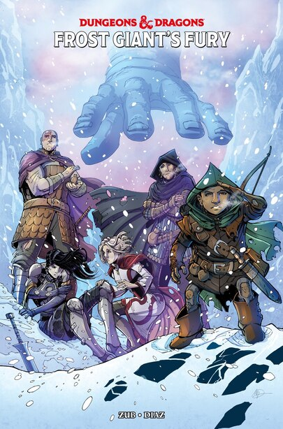 Dungeons & Dragons: Frost Giant's Fury by Jim Zub