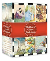 Children's Classics 6-book Box Set: Includes Complete Tales Of Beatrix Potter's Peter Rabbit…