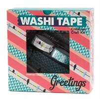 Washi Tape Greetings: Creative Craft Kit