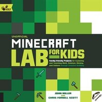 Unofficial Minecraft Lab For Kids: Family-friendly Projects For Exploring And Teaching Math…
