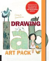 Drawing Lab Art Pack: A Fun, Creative Exercise Book & Sketchpad - Adapted From The Best-selling…