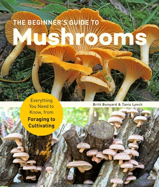 The Beginner's Guide To Mushrooms: Everything You Need To Know, From Foraging To Cultivating by Britt Bunyard