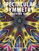 Spectacular Symmetry Coloring Book