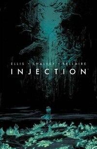 Injection Volume 1 by Warren Ellis