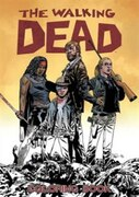 Book The Walking Dead Coloring Book by Robert Kirkman
