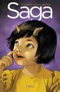 Saga Book Two by Brian K Vaughan