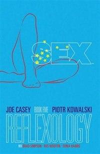 Sex Volume 5 by Joe Casey