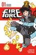 Fire Force 1 by Atsushi Ohkubo