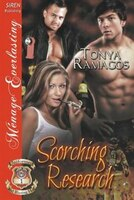 Scorching Research [Uniformed and Blazing Hot 1] (Siren Publishing Menage Everlasting)