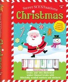 Christmas: Create Your Own Illustrated Winter-themed Treats With Delectably Scented Markers And…