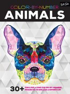 Color-by-number: Animals: 30+ Fun & Relaxing Color-by-number Projects To Engage & Entertain