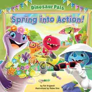 Spring Into Action by Pat Brigandi