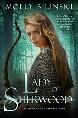 Book Lady of Sherwood by Molly Bilinski