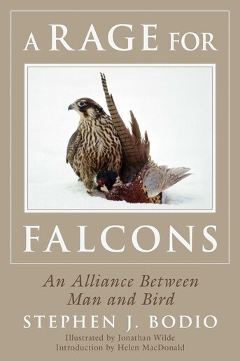 A Rage for Falcons: An Alliance Between Man and Bird by Stephen Bodio