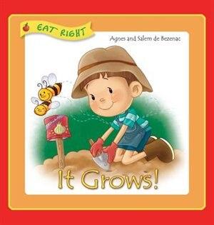 It Grows: But can you grow a Pizza? by Agnes de Bezenac