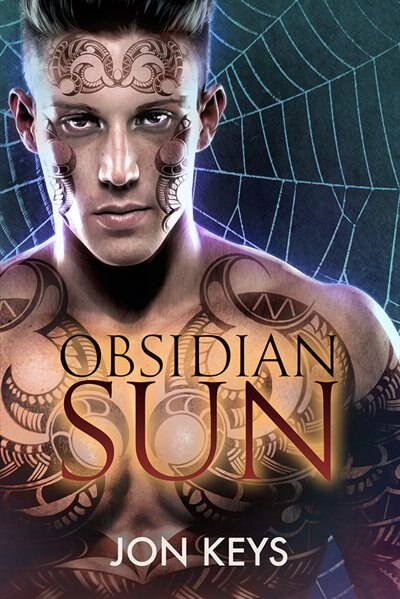 Obsidian Sun by Jon Keys
