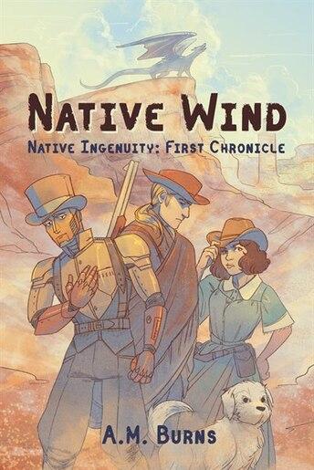 Native Wind by A.M. Burns