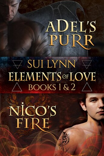 Elements of Love - Books 1 & 2 by Sui Lynn