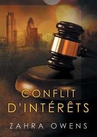 Conflit d'intérêts by Zahra Owens