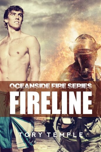 Fireline - Oceanside Fire Series by Tory Temple