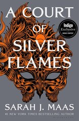 A Court Of Silver Flames Indigo Exclusive: A Court Of Thorns And Roses 4