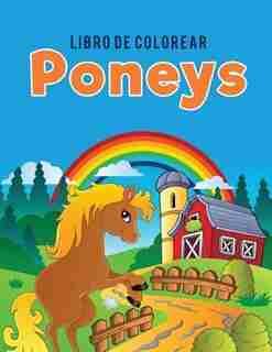 Libro de Colorear Poneys by Coloring Pages for Kids