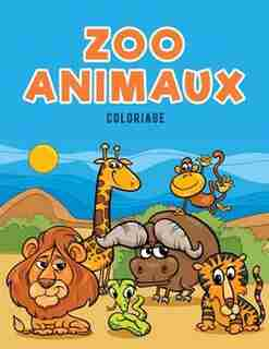 Zoo Animaux Coloriage by Coloring Pages for Kids