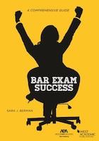Bar Exam Success: A Comprehensive Guide