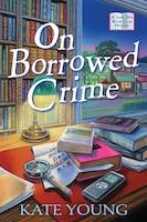 On Borrowed Crime: A Jane Doe Book Club Mystery
