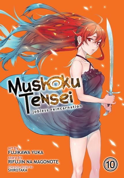 Mushoku Tensei: Jobless Reincarnation (manga) Vol. 10 by Rifujin Na Magonote