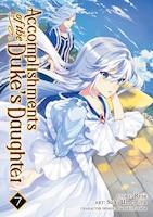 Accomplishments Of The Duke's Daughter (manga) Vol. 7