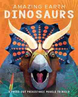 Amazing Earth: Dinosaurs by Paul Daviz