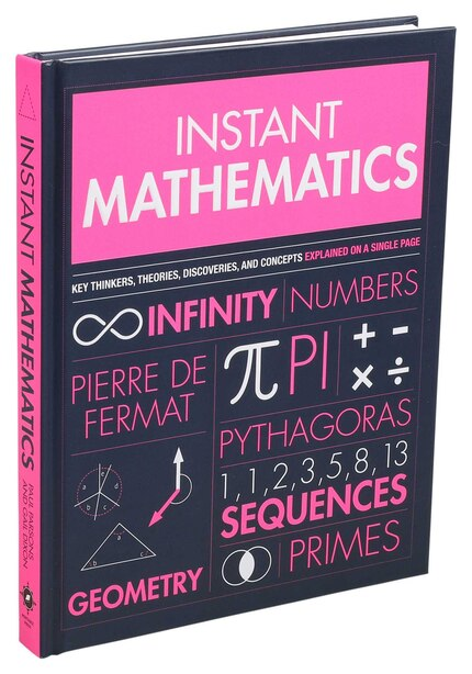 Instant Mathematics by Paul Parsons