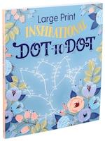 Large Print Inspirational Dot-to-Dot