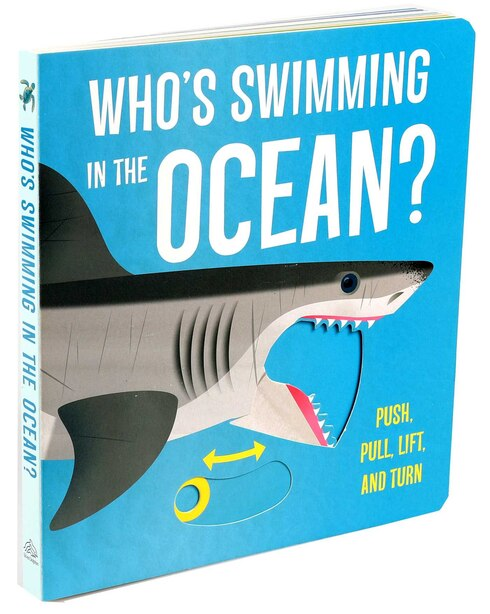 Who's Swimming in the Ocean? by Lydia Watson