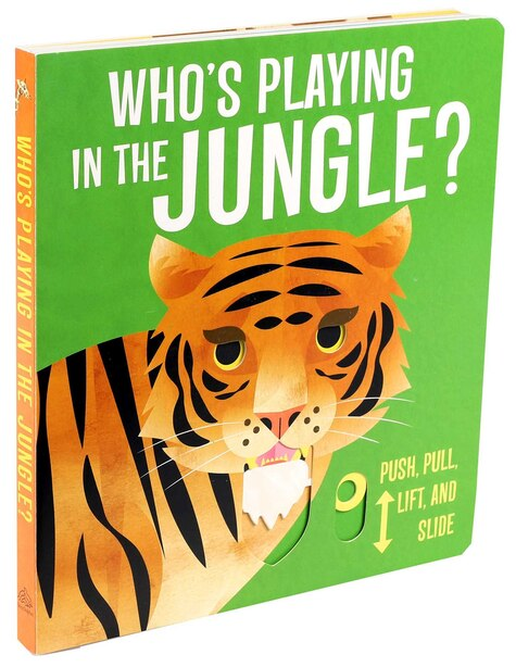 Who's Playing in the Jungle? by Lydia Watson