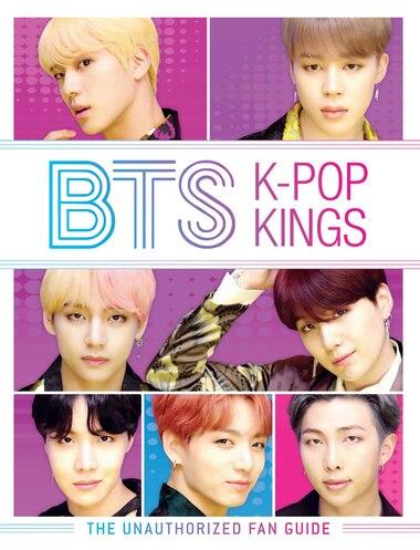 BTS: K-pop Kings by Helen Brown