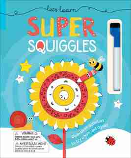 Let's Learn: Super Squiggles by Ana Bermejo