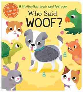 Who Said Woof? by Yi-Hsuan Wu
