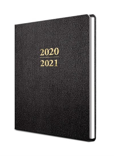 2021 Large Black Planner by Editors Of Thunder Bay Press