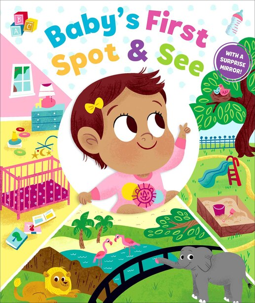 Baby's First Spot & See by Kate Lockwood