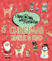 I Spy With My Little Eye Christmas Jingle & Find