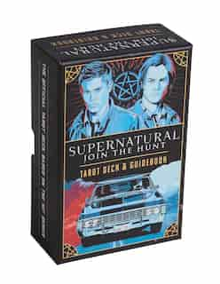 Supernatural Tarot Deck and Guidebook by Minerva Siegel