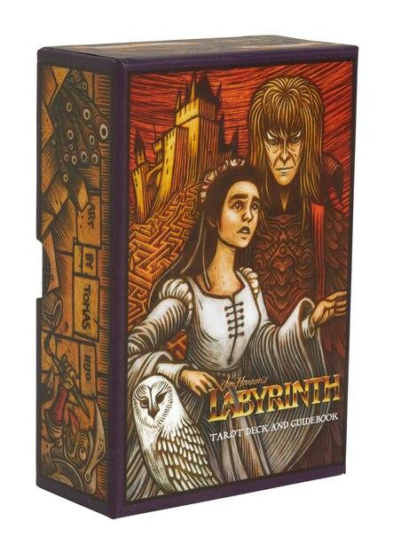 Labyrinth Tarot Deck and Guidebook   Movie Tarot Deck de Minerva Siegel