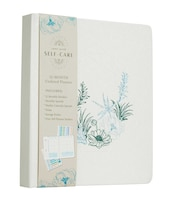 Self-care 12-month Undated Planner: (mindfulness Gifts, Self-care Gifts For Women, Back To School…