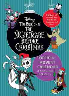 The Nightmare Before Christmas: Official Advent Calendar: Ghoulish Delights by Insight Editions