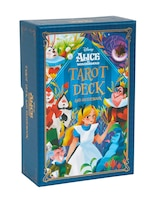 Alice In Wonderland Tarot Deck And Guidebook
