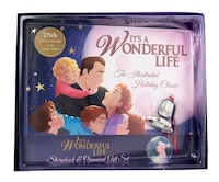 It's A Wonderful Life: The Illustrated Holiday Classic Gift Set: (christmas Gift Set, Christmas…