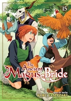 The Ancient Magus' Bride Vol. 15